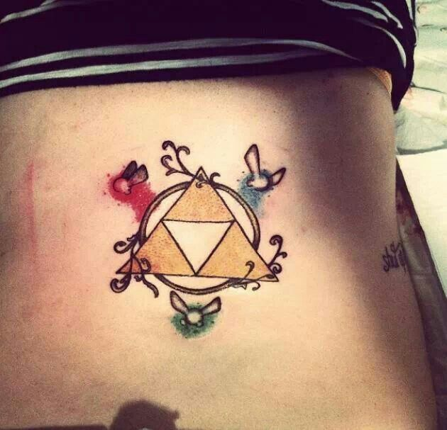 triforce feminino